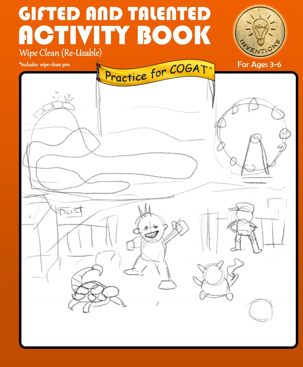 Activity Book COGAT
